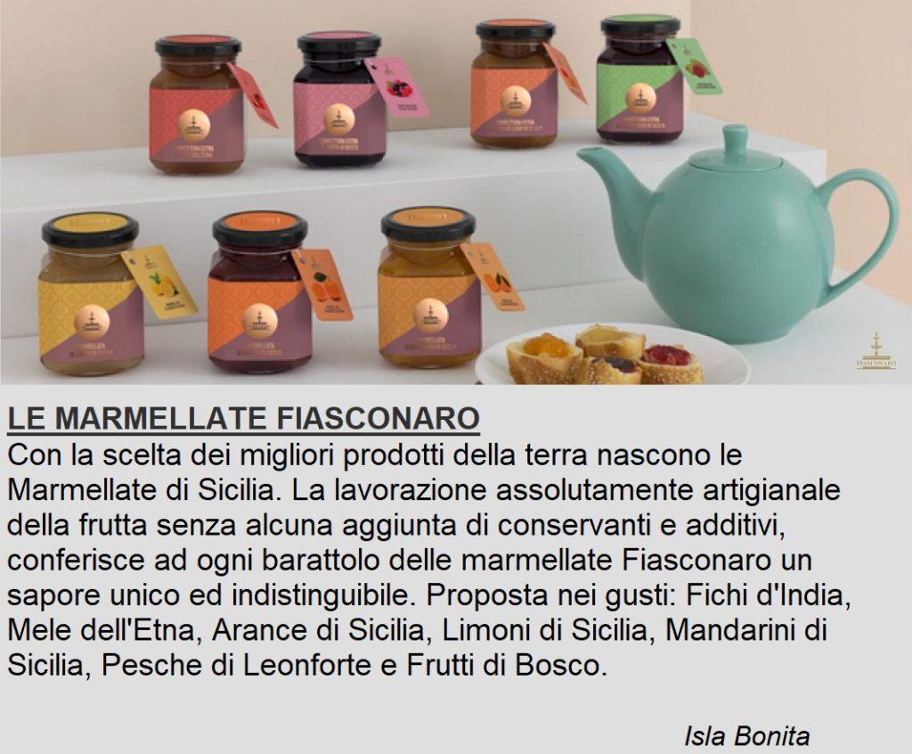 MARMELLATE FIASCONARO – marmellate siciliane
